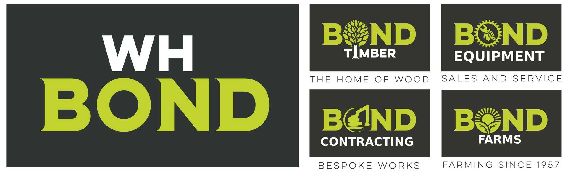 WH BOND & SONS Ltd logo